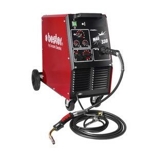 MIG/MAG metināšanas iekārta Bester Magster 330 4x4, Lincoln Electric