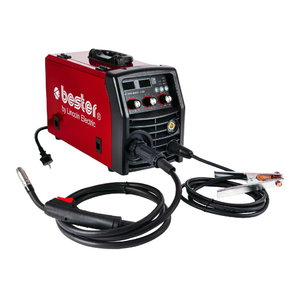 MIG-welder Bester 190C Multi, MIG/MMA/TIG lift (3-in-1), Lincoln Electric