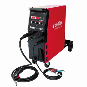 MIG-welder Bester 215 MP (3-in-1), Lincoln Electric