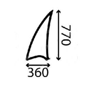 Ukseklaas, vasak, Manitou MT625, 748126 toonitud