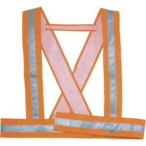Sholuder-belt Hi-Viz orange, Delta Plus