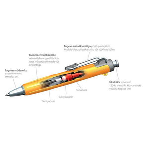 Ручка Tombow Airpress, OTHER