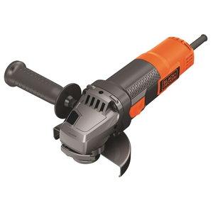 Kampinis šlifuoklis BEG220 / 125 mm / 900W, Black+Decker