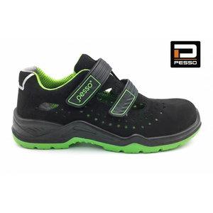 Safety sandals Belfast S1P SRC, Pesso