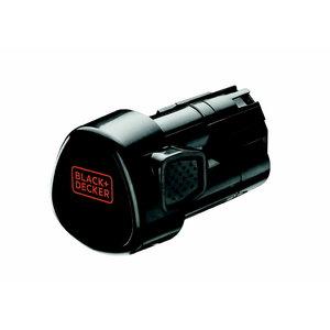 Battery 10,8V / 1,5 Ah Li-ion, Black+Decker