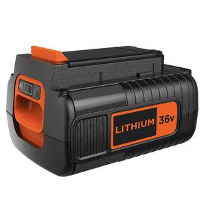 Battery 36V / 2,0 Ah Li-ion, Black+Decker