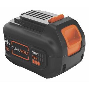Dualvolt battery 54V / 2,5Ah, Black+Decker