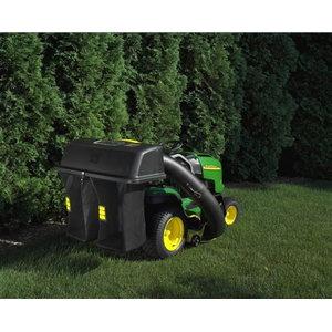 Savācējgrozs mauriņa traktoram X140, John Deere