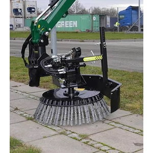 Working tool (brush) for Greentec boom mower BR 90, GREENTEC
