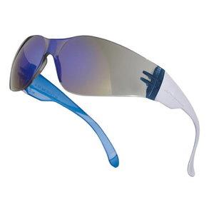 BRAVA2 apsauginiai akiniai,  veidrodiniai lęšiai ir rėmeliai, Delta Plus