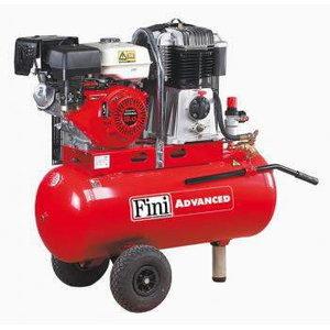 Kolbkompressor  bensiinimootoriga BK 119-100-9S-A.P. Honda, Fini