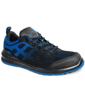 Safety shoes Brighton S1P SRC, blue, Pesso