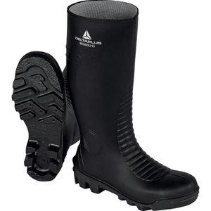 Rubber safety boots Bronze2 S5 SRA, black 43, Delta Plus