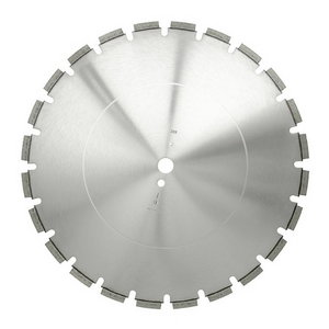 Diamond disc BLS10 650mm x25,4 concrete (reinforced), Schulze
