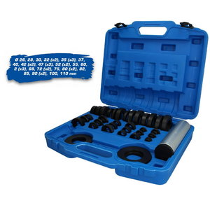 Laagrite ja tihendite paigalduskomplekt, nailon, 36-osa., Brilliant Tools