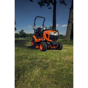 Traktor Kubota BX261 turvaraamiga