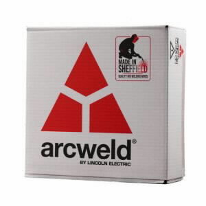Suvirinimo viela ARCWELD SG2/AS2 BS300 PLW 0,8mm 15kg, Lincoln Electric