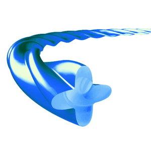 Нейлоновая верёвка 2,4мм х 44м Silent Spiral, ECHO