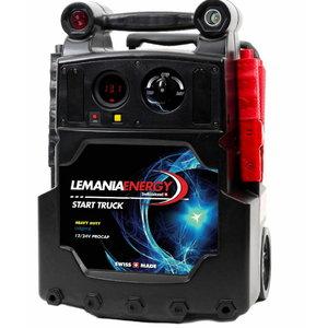Automobilių užvedėjas Ultracapacitor 12/24V Lemania, LEMANIA