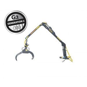 Forestry crane C3,8 G2, Farma