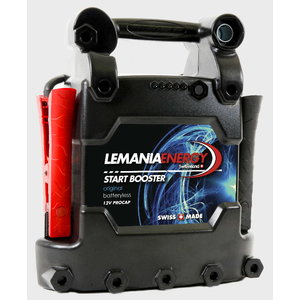 Käivitusabi ultrakondensaatoritega 12V , Lemania