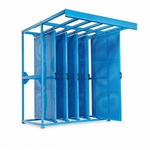 4 double-face tool holder panels, OMCN