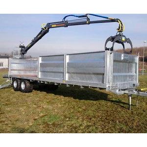 Forest crane  C8,5D Ext, Farma