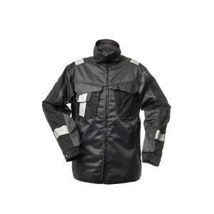 Workjacket  dark grey/black 62, Stokker