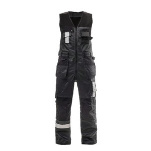Overall with holsterpocket  dark grey/black 50, Stokker