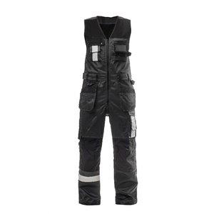 Kombinezonas su  kišenėmis-dėklais   t. pilka/juoda 5, Stokker