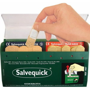 Salvequick set for the refills 6036 and 6444
