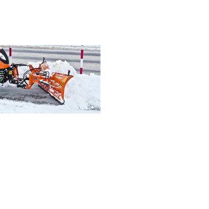 Sniego peilis City 180, Kubota