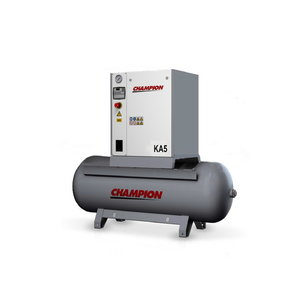 Screwcompressor 5,5kW KA5/270, Champion