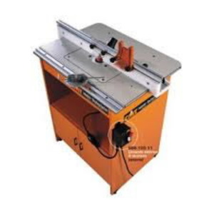 ROUTER CMT7E AND INDUSTRIO ROUTER TABLE 999.500.01, CMT