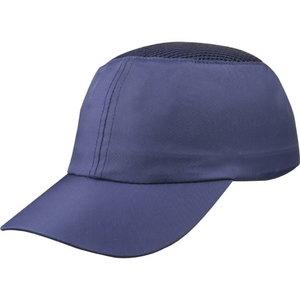 Löögikindel müts sinine/helesinine, Delta Plus