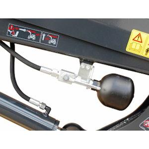 Suspension (Comfort-Drive) for  CompactLine loaders, Stoll