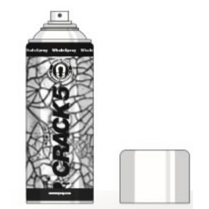NDT kontrastingas lakas WS magnetinėms dalelėms Crack5 400ml, Whale Spray