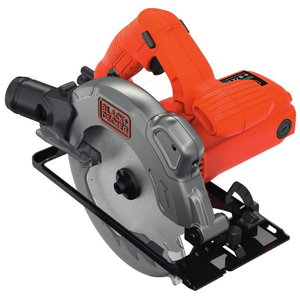 Ripzāģis CS1250L / 190 mm / 1250W, Black+Decker