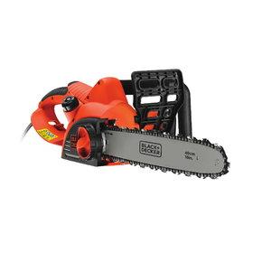 Electric chain saw CS2040 / 2000 W / 40 cm, Black+Decker