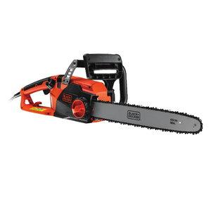 Elektrinis grandininis pjūklas CS2245 2200 W 45 cm, Black+Decker