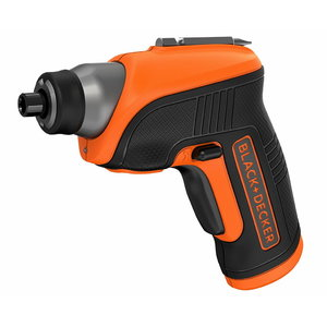 Cordless screwdriver CS3653LC / 3,6V / 1,5 Ah, Black+Decker
