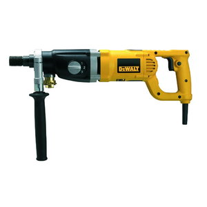 Diamond drillingmachine D21583K, dry and wet drilling, DeWalt