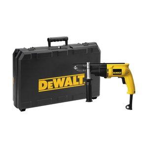 Impact drill D21721K, keyless chuck, case, DeWalt