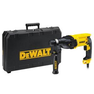 Hammer drill D25133K, SDS+, 800W, DeWalt