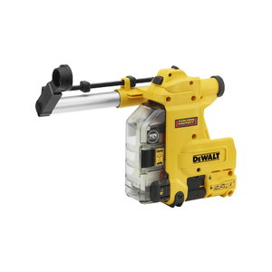 Dust extraction attachment D25304DH for cordless combihammer