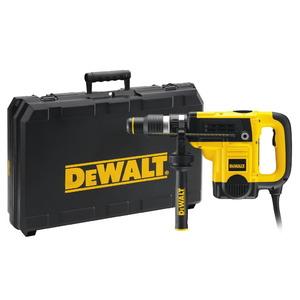 Kombivasar D25501K / 5 kg / 8J / SDS-max, DeWalt