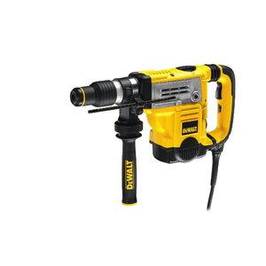 Combi hammer D25601K / 7 kg / 8J / SDS-max, DeWalt
