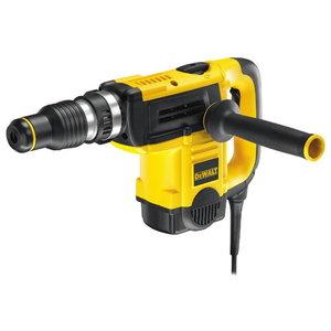 Chipping hammer D25820K / 5,8 kg / 8J / SDS-max, DeWalt