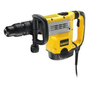 Chipping hammer D25871K / 8 kg / 11J / SDS-max, DeWalt
