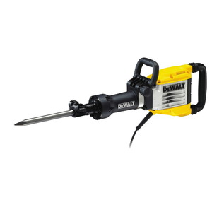 Chipping hammer D25961K / 17 kg / 35J/ 30 mm HEX, DeWalt